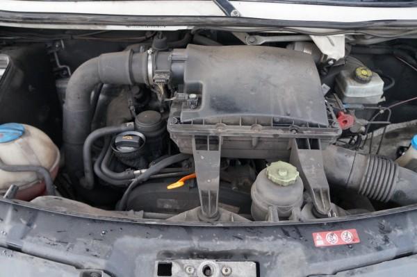 Dodávka Volkswagen Crafter 2.5tdi/80kw SKØÍÒ do 3,5t - 17