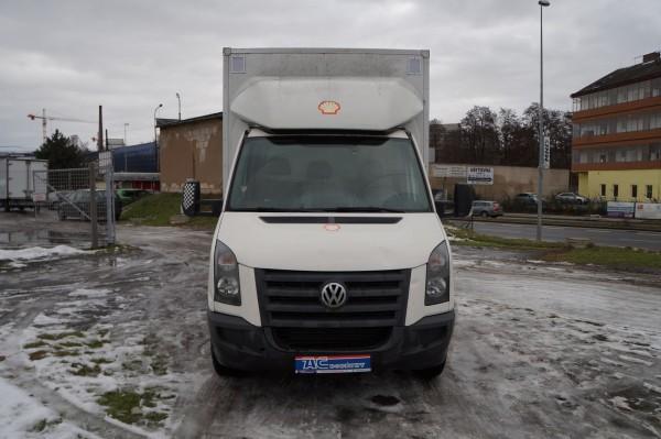 Dodávka Volkswagen Crafter 2.5tdi/80kw SKØÍÒ do 3,5t - 1
