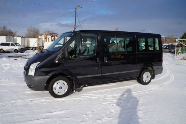 Bazar Ford Transit 2.2TDCi/103kw L2H1 8 MÍST TREND