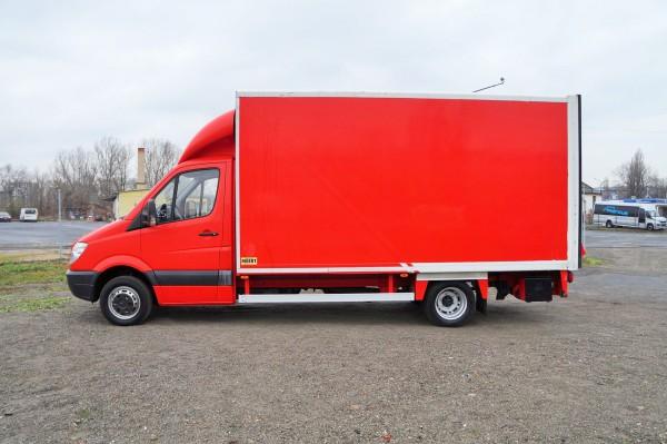 Mercedes: véhicules d'occasion, utilitaires, fourgons et fourgonnettesMercedes | AC Dodávky
