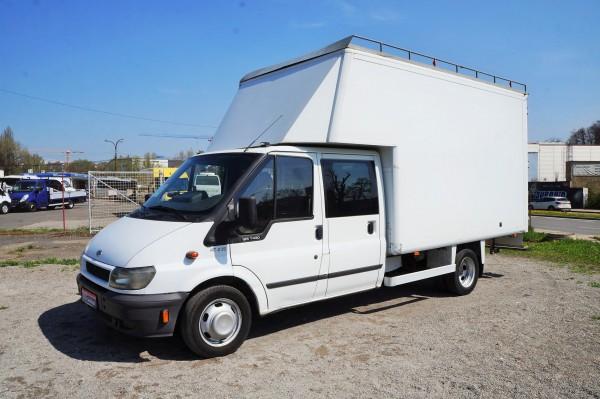 Ford: loja de veículos usados, furgões e veículos utilitários e automóveisFord | AC Dodávky