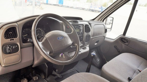 Ford: bazar, dodávky a užitkové vozy a vozidlaFord | AC Dodávky