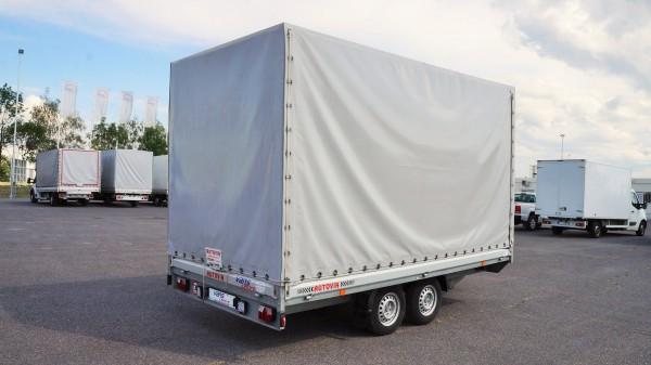 EUROTRAILERS: bazar, dodávky a užitkové vozy a vozidlaEUROTRAILERS | AC Dodávky