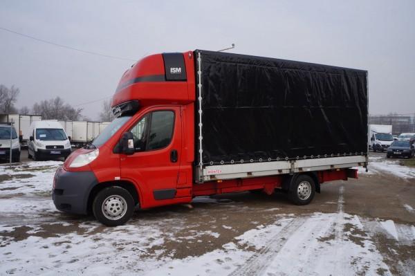 Citroën-platform-trailer