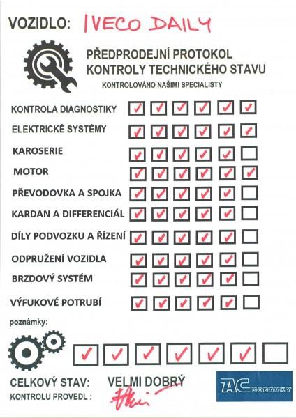 Iveco-chladak