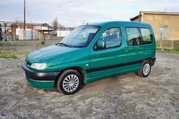 Peugeot-pickup